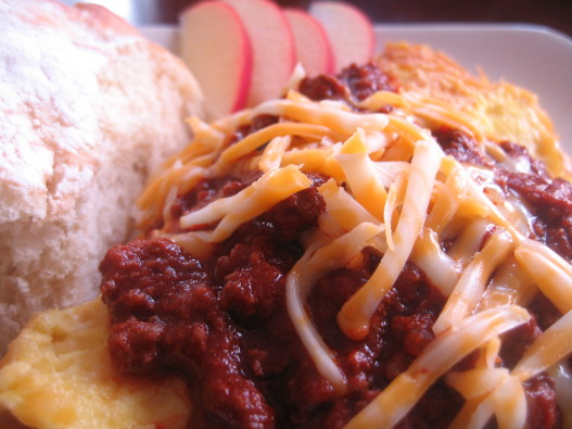 Chili Cheese Omelet1