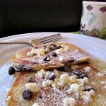 Chocolate Chips Pancakes
