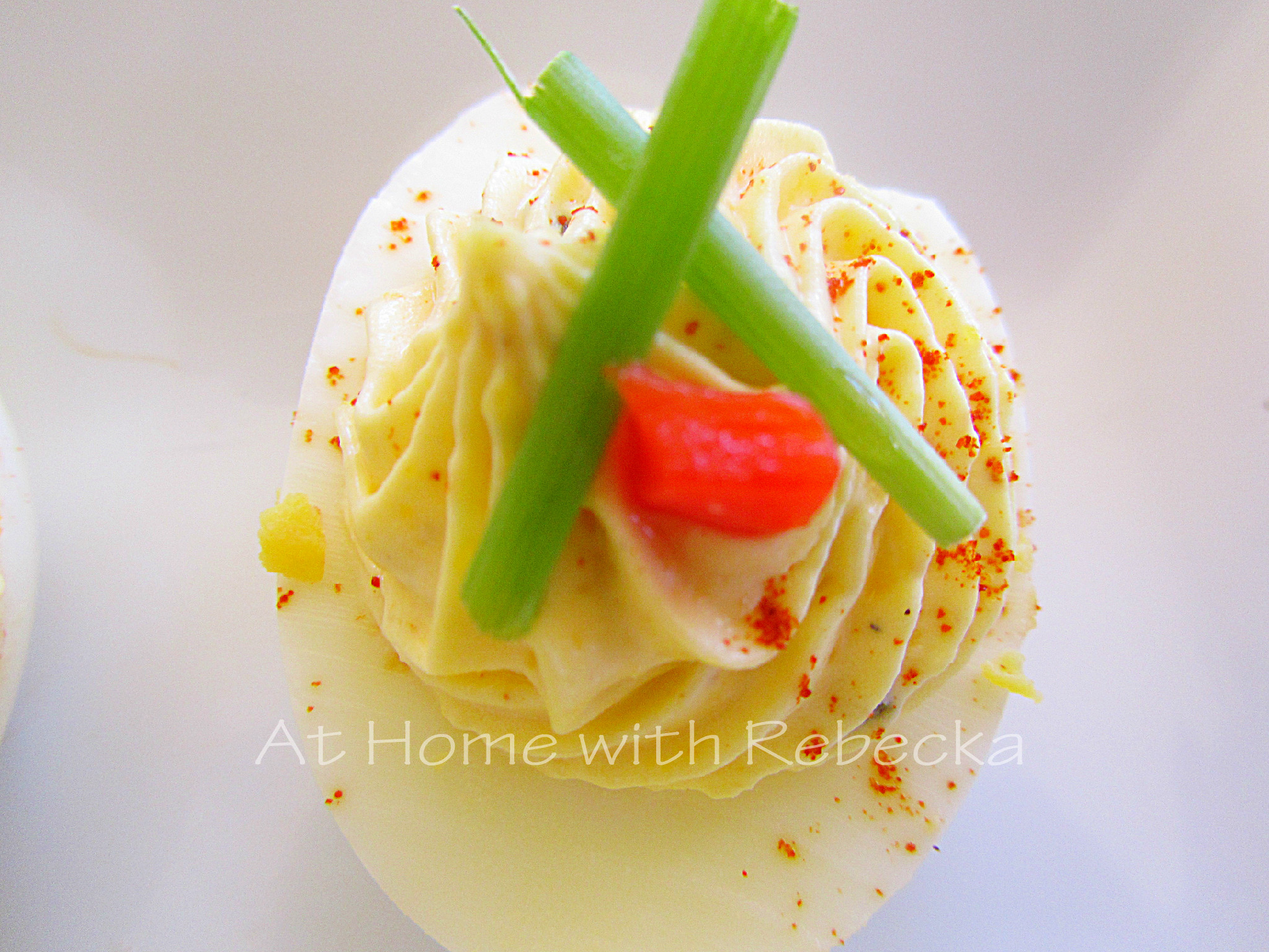#1 Recipe for Deviled Eggs