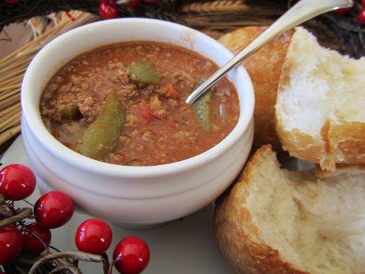 Stuffed Pepper Stew Recipe