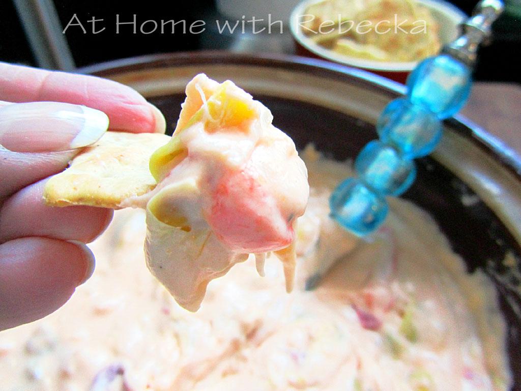 artichoke pimento dip