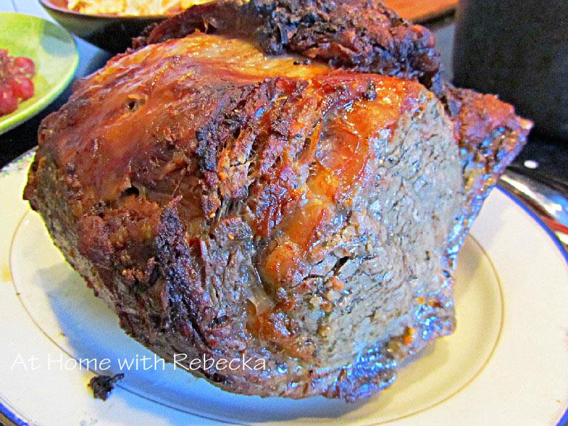 Prime Rib Roast of Beef