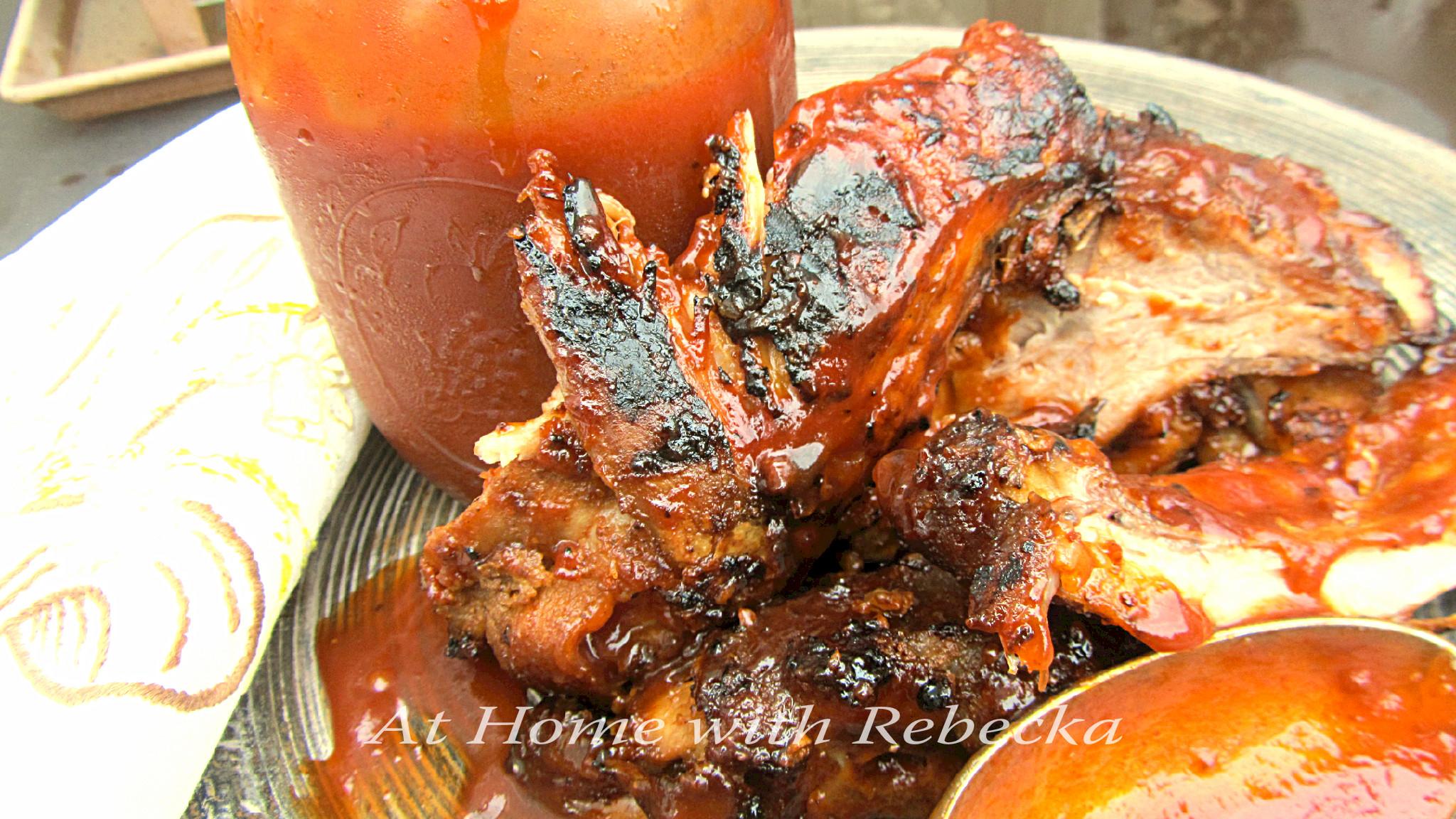 Homemade Kansas Style BBQ Sauce Recipes — Dishmaps