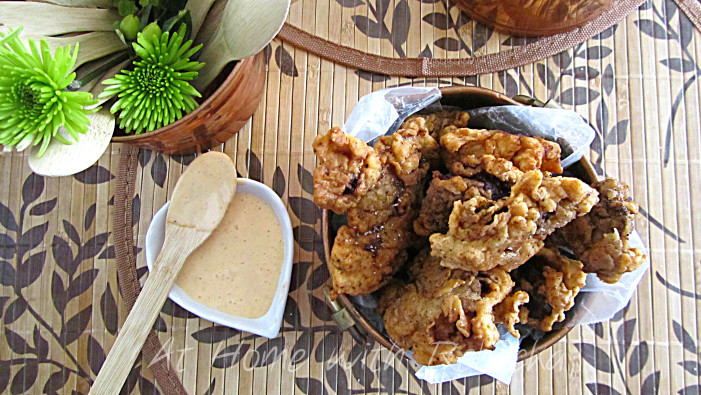 Old Fashion Fried Chicken Livers