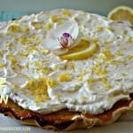 Triple Lemon Tart