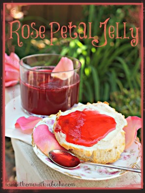 Rose petal Jelly1