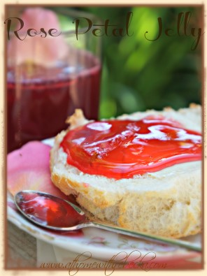 The flavors of rose petal jelly are intoxicating and exotic; beautifully light and sweet, with the heady fragrance of a bouquet of fresh-cut roses. Perfect for a romantic morning breakfast or brunch. Get the recipe here!