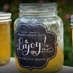 Meyer Lemon Habanero Pepper Jelly...Quite possibly the best jelly I've ever had!!