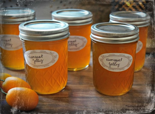 Kumquat Jelly