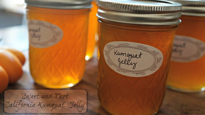California Kumquat Jelly