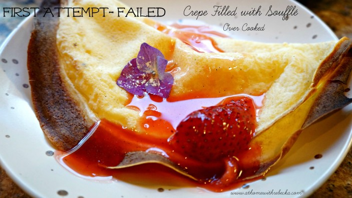 Failed Crepe