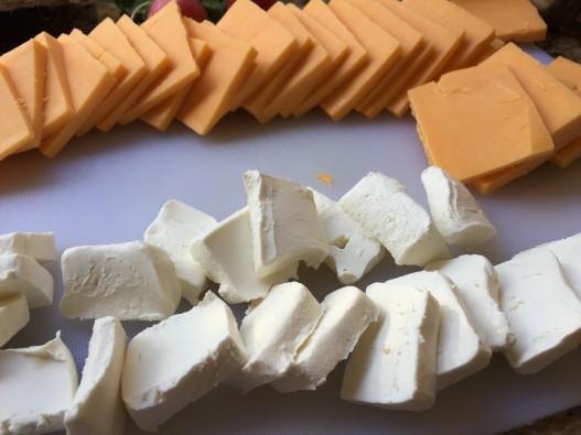 how to make marinated cheese