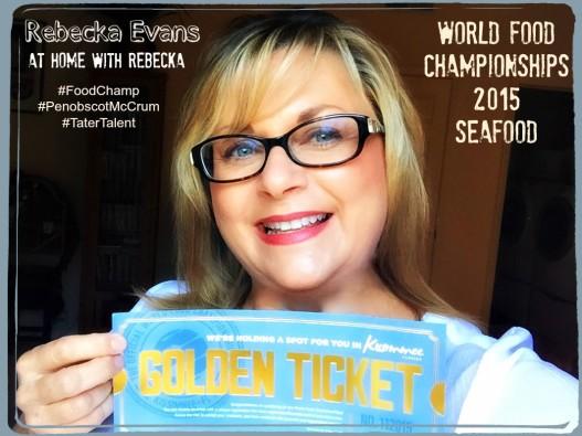 WFC Golden Ticket 2015