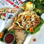 UDON Lettuce Cups
