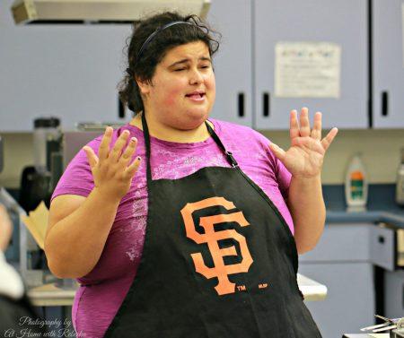 Chef Ava Marie