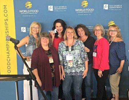 World Food Championship Blogger Summit 2016