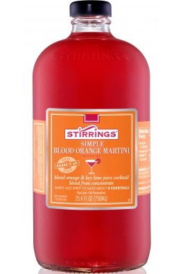 Stirrings Blood Orange Martini Mix