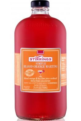 Stirrings Blood Orange Martini Mix