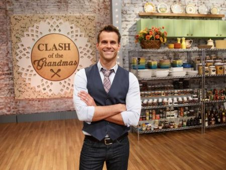 Cameron Mathison-food network