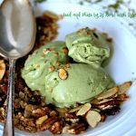 Matcha Mascarpone Ice Cream