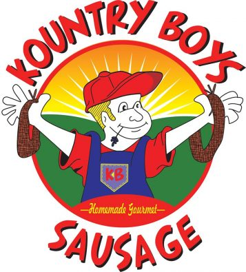 Kountry Boy's Smoked Meats logo