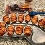 Smoked BBQ Bacon Bombs