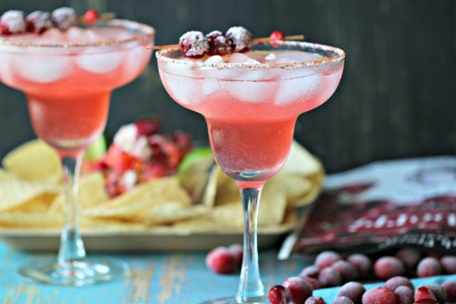Cape Cod Select Cranberry Margarita