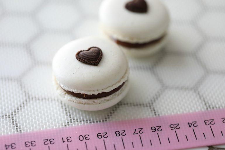 White Macarons Recipe