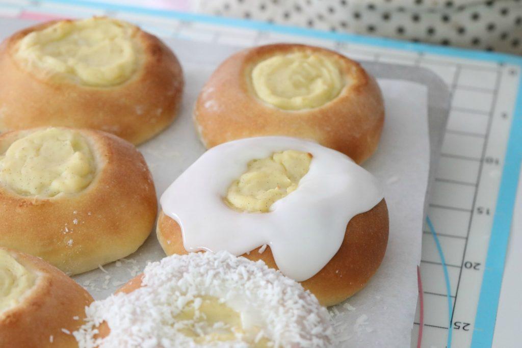 Norwegian Vanilla Buns Recipe