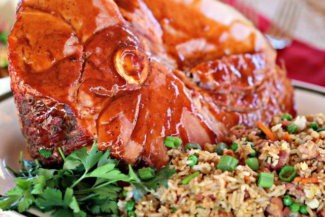Frick's BBQ Ham