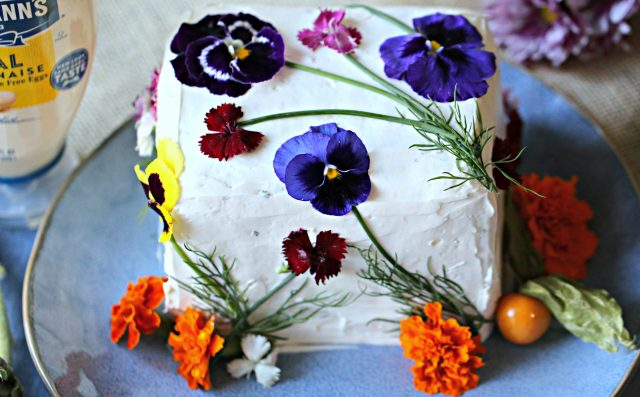 Decorated Sandwich Loaf