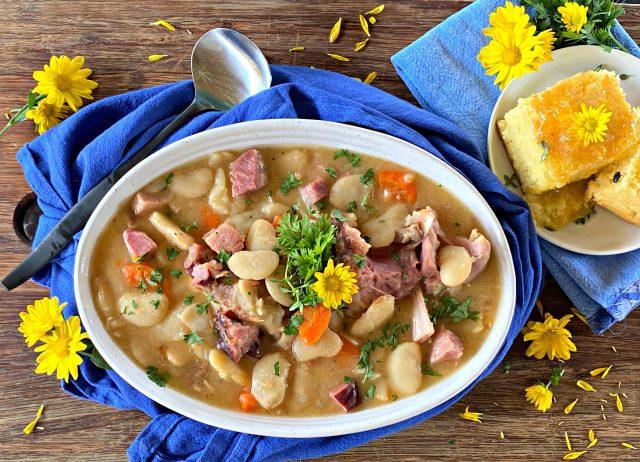 Lima Bean and Ham Recipe
