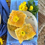 Sweet Cornbread Cake Recipe