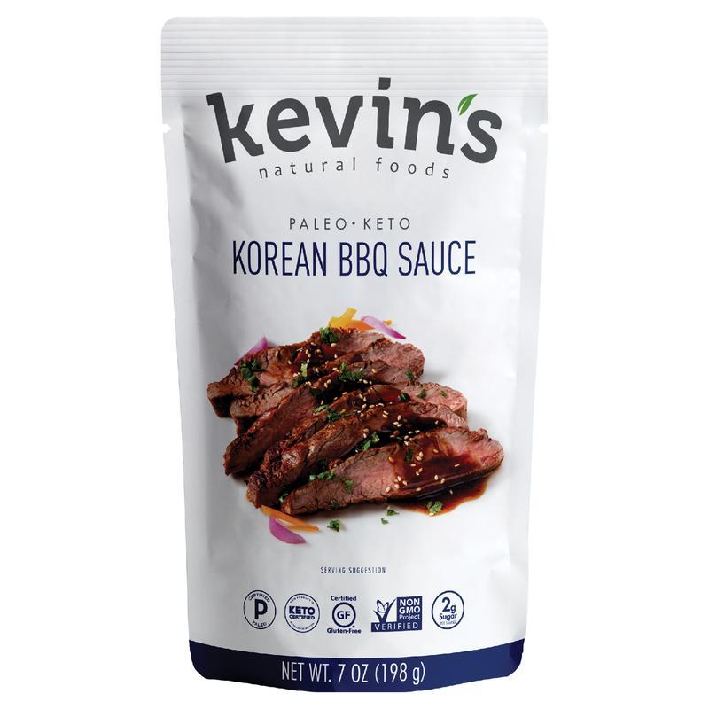 Kevin's Korean BBQ Sauce