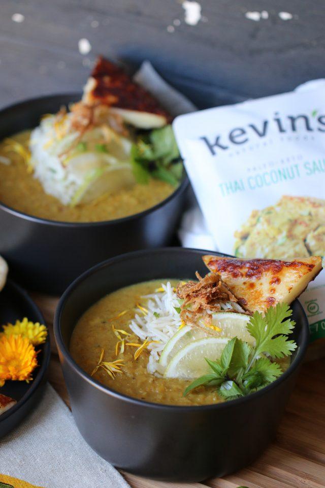 Thia Coconut Lentil Soup Recipe