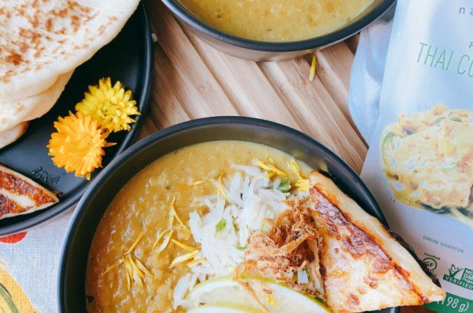 EASY Thai Coconut Soup Recipe