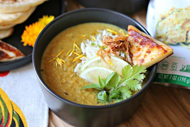 Thai Coconut Lentil Soup Recipe