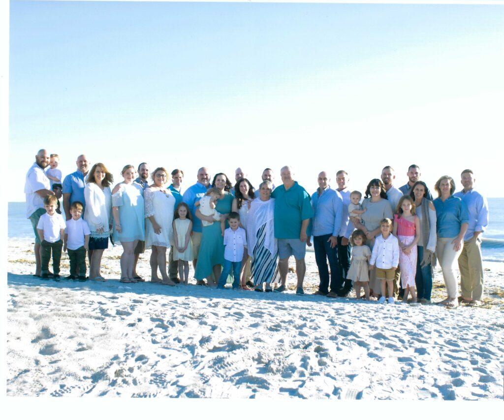 Evans Family Reunion 2020